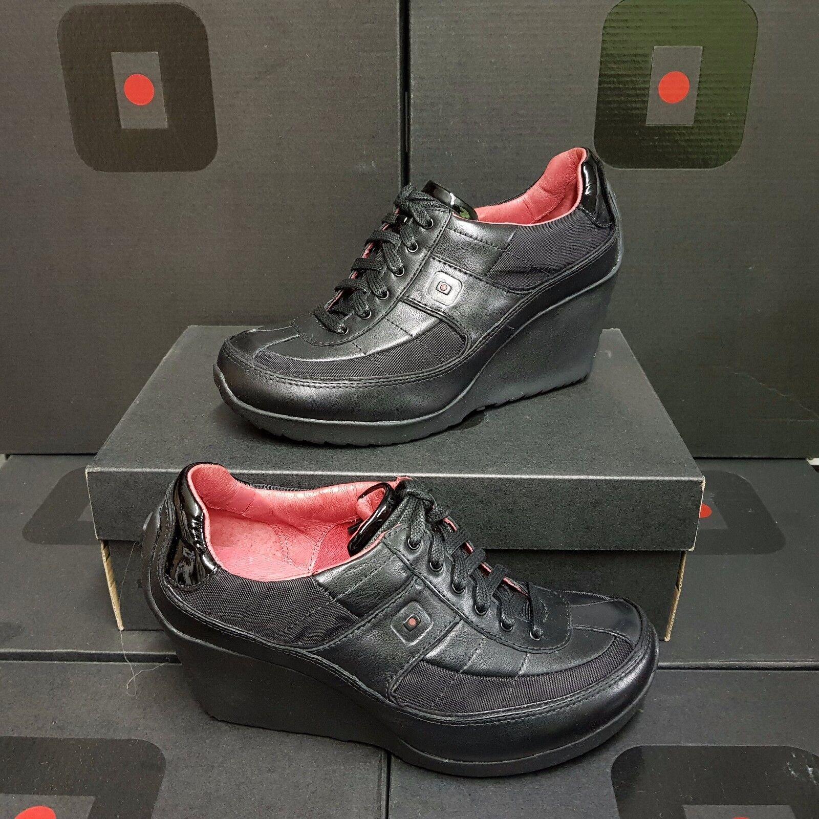 n ° 1 online TSUBO  Fadir    Compensé Cuir Donna  stivali scarpe US 7.5 EUR 38,5 (rrp )  clienti prima reputazione prima