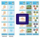 5-Minuten-Lernstreifen: Mathematik Klasse 4 - ratzfatz geübt und kontrolliert von Susanne Vogt (2012, Box)