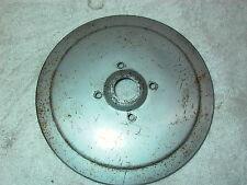 Patina BMW R27 Motorcycle Single Cylinder Wheel HUB CAP bearing Cover R26 R25/3