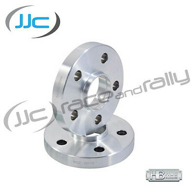 2 x (Pair) Ford Hub Centric (Hubcentric) Aluminium / Alloy Wheel Spacers