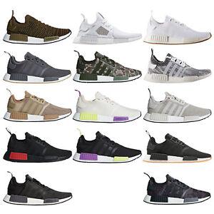 ADIDAS-Originals-NMD-r1-Nomad-Uomo-Scarpe-da-Ginnastica-Sneaker-Scarpe-Sportive-Scarpe-da-corsa