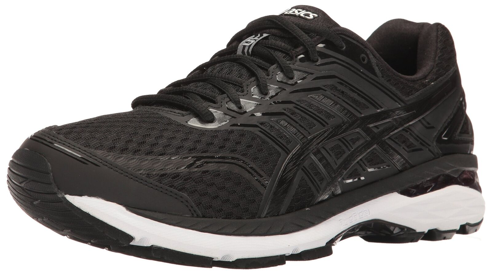 ASICS Men's GT-2000 5 Running shoes, Black Onyx White, 7 M US