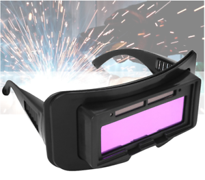 Auto Darkening Welding Mask Helmet Goggles Automatic Dimming Welder Glasses