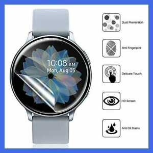LK-6-Pack-Screen-Protector-For-Samsung-Galaxy-Watch-Active-2-44Mm-Smartwatch-Fle