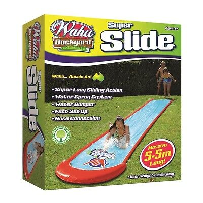 NEW Wahu Pool Party - Super Slide Single from Mr Toys Toyworld