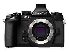 Olympus OM-D E-M1 Gehäuse / Body B-Ware unter 1000  Auslösungen schwarz