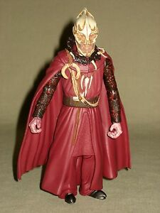 """SYCORAX STAFF LIGHTWOOD 10TH DR DOCTOR WHO 5.5"""" SCALE ACTION FIGURE ACCESSORY"""