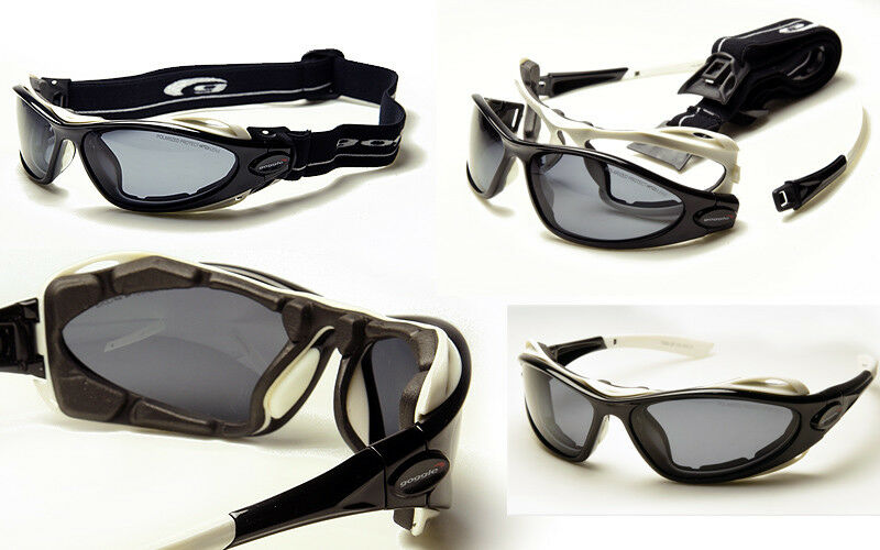 POLARIZED Sonnenbrille Sportbrille Sportbrille Sonnenbrille BÜGEL / BAND Polster f2007a
