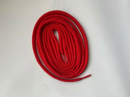 Meindl Boot Laces Red//220cm