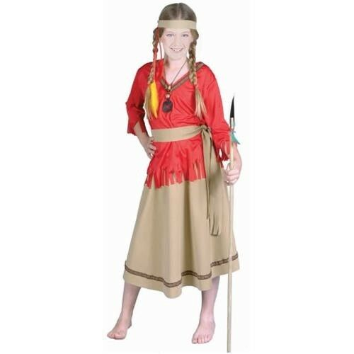 Child/'s Indian Girl Costume