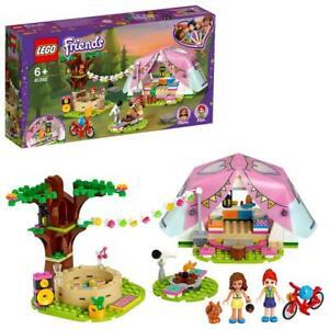 LEGO-LEGO-Friends-Le-camping-glamour-dans-la-nature-41392