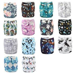 1-U-PICK-Baby-Cloth-Diaper-Reusable-Washable-Adjustable-Pocket-Nappy-Cover