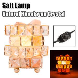 Natural-Himalayan-Crystal-Salt-Light-Air-Purifier-Night-Lamp-Dimmable-Controller