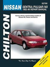 repair manual chilton 52700 ebay rh ebay com 97 Nissan Sentra Wiring 97 Nissan Sentra Fuse Location