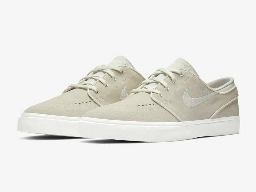 Nike SB Zoom Stefan Janoski shoes - Summit White Vast Grey - Sizes 8-12
