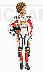 Marco Simoncelli figurine 'posing' MotoGP 2011 1 6 MINICHAMPS  362110058  grande remise