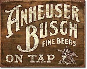 Image Is Loading Anheuser Busch Budweiser Bud Retro Vintage Distressed Beer