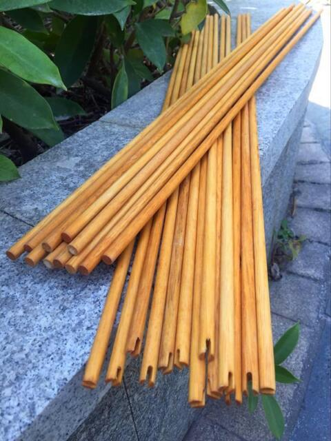 """24pcs 35-65# Wooden Shaft 31.5/"""" Dia7.5mm Hunting Indonesia Wooden Arrow"""