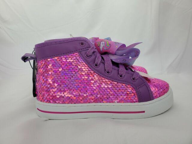 Nickelodeon Jojo Siwa Pink Sequins High