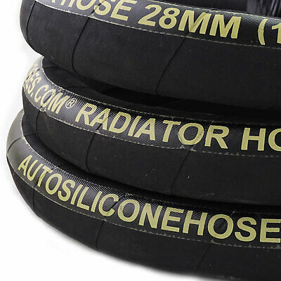 Rubber Radiator Coolant Heater Hoses EPDM Water Air Pipes Black DIN 73411