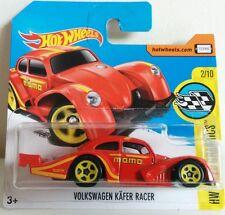 HOT WHEELS Volkswagen Käfer MOMO Racer Beetle SPLIT lunotto posteriore-rosso