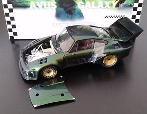 Exoto-1-18-Porsche-935-Turbo-Standox-Avus-Galaxy-rare