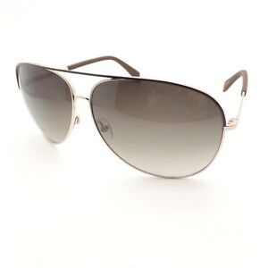 0aa55b911274 Marc by Marc Jacobs 484 LNUHA Gold Brown New Sunglasses Authentic rl ...