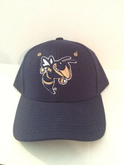 02a13ca2625 USED BUT NICE GEORGIA TECH Authorized Zephyr Baseball cap Size 7-1 8 ...