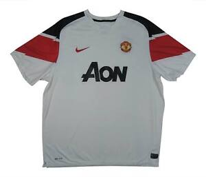 Manchester-United-2010-11-Authentic-Away-Shirt-eccellente-XXL-SOCCER-JERSEY