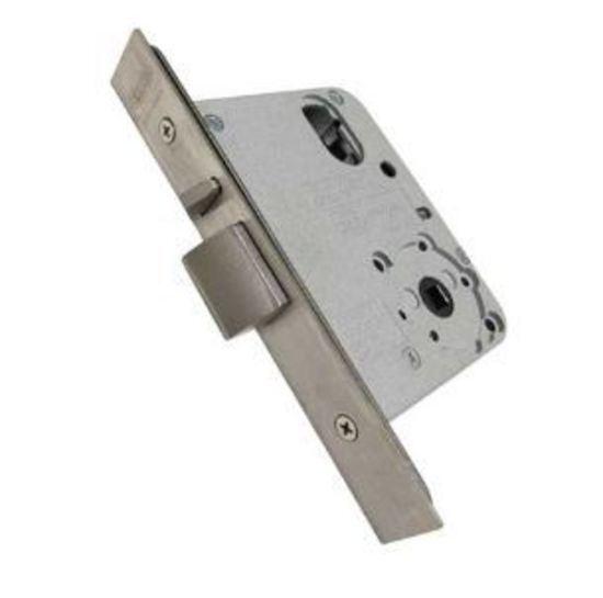 NEW Lockwood 3572SC DoorLock Mortice Synergy Vestibule 60mm Backset Satin Chrome