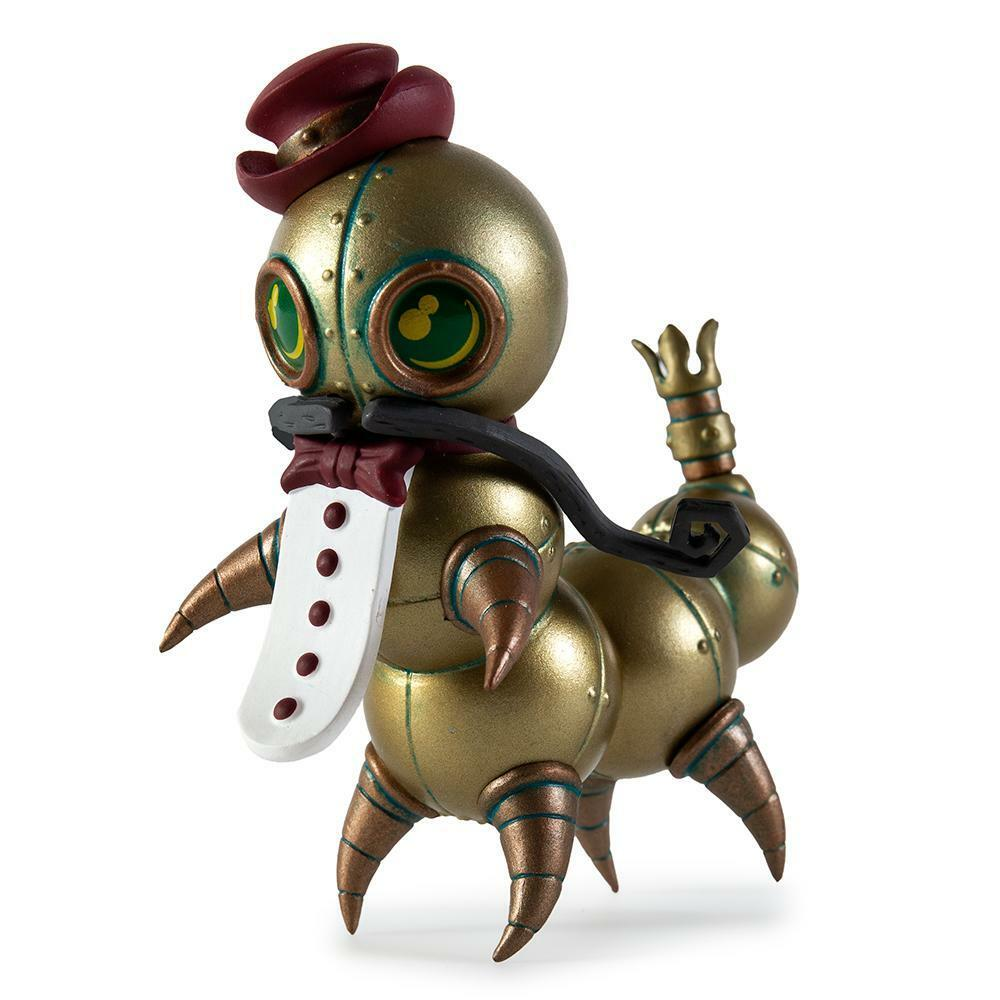 Playboy Carter P. Kidrobot x Doktor A Mechtorians Mini Series 2