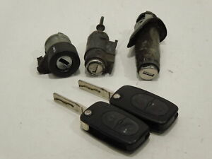 Audi-A6-C5-Ignition-Barrel-Lock-Boot-Lock-Door-Lock-and-Keys