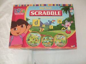 Mattel-Games-Dora-the-Exolorer-My-First-Scrabble-Nick-Jr-2005