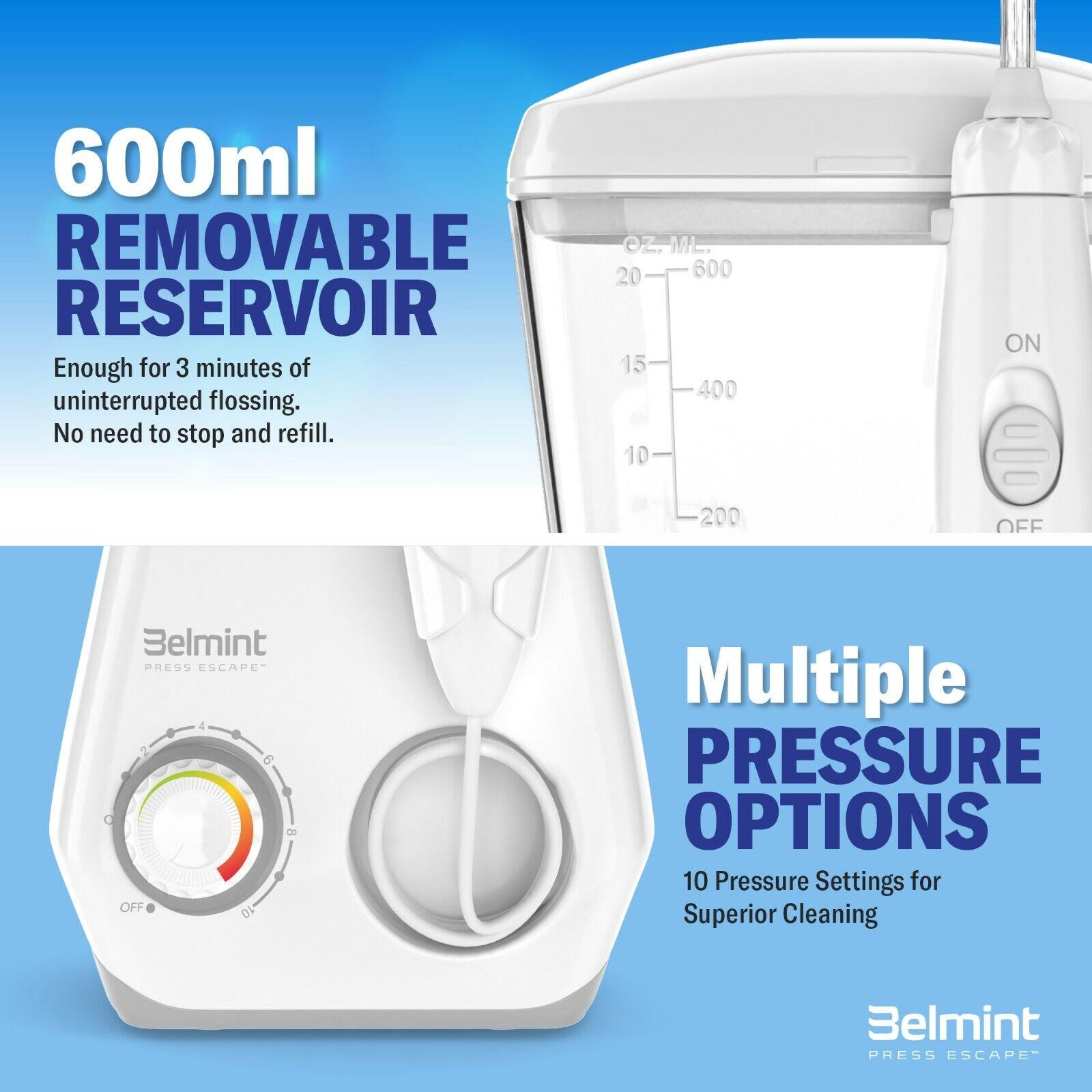 dental water flosser