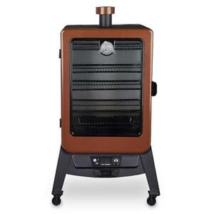Vertical Smokers -  Pit Boss Wood Pellet Smoker - Copperhead 5 Series    5 racks & 1716 sq inches   PBV5P1 Edmonton Area Preview