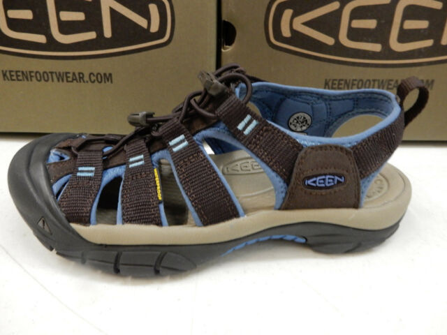 9b78f165632f KEEN Womens Newport H2 Mulch Quiet Harbor Size 9 for sale online