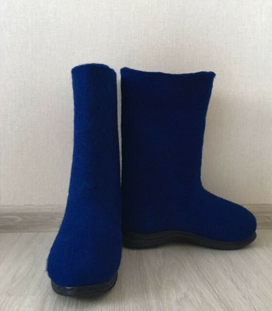 Warm Ski 100/% wool winter Валенки Russian ORIGINAL Valenki children boots