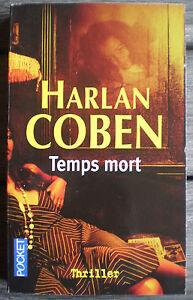 Details Sur Livre Roman Policier Temps Mort De Harlan Coben En Bon Etat