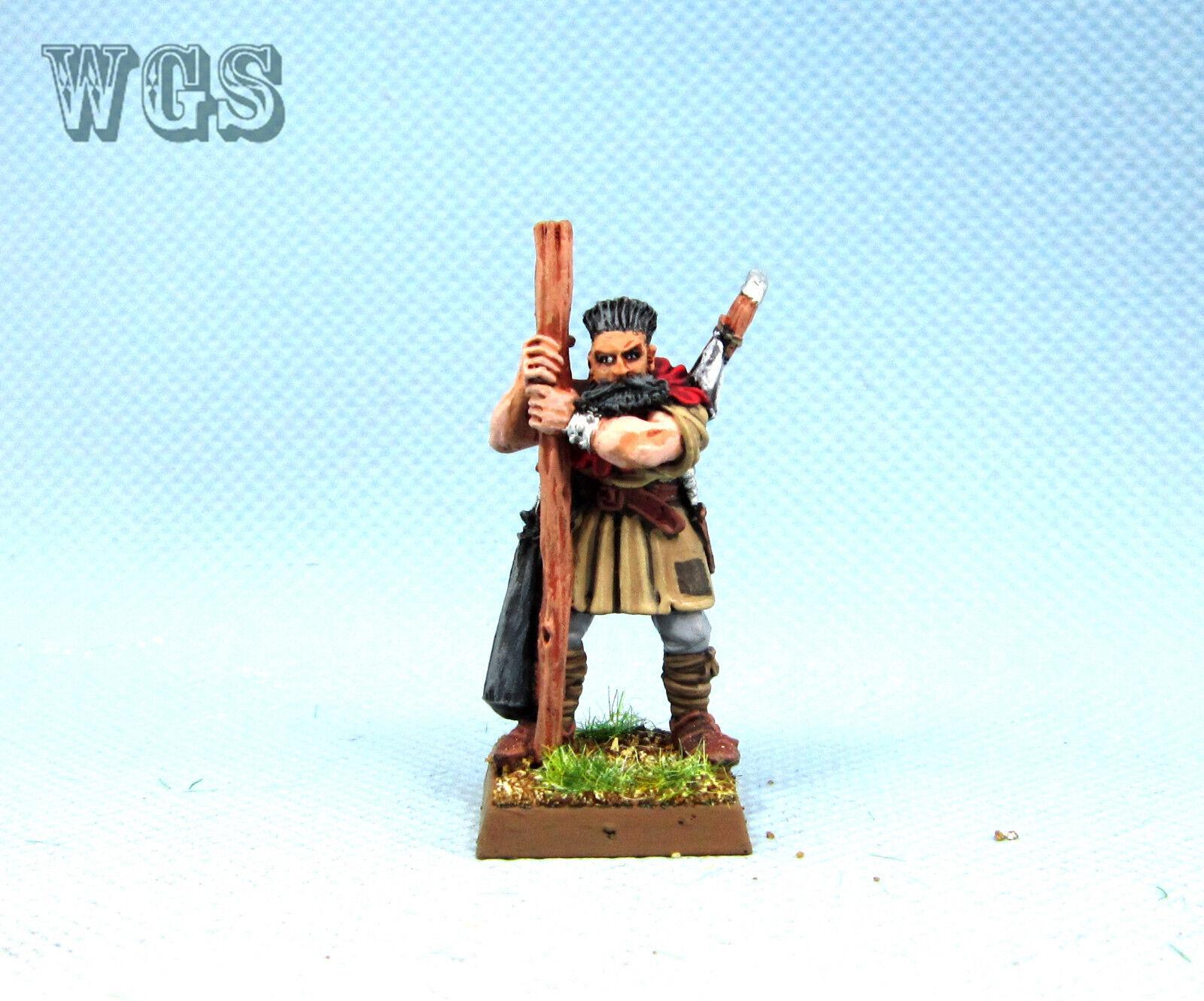 25mm Warhammer un Pintado Bretonnian Hugo le Petit BR007