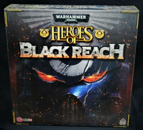 Heroes of black reach Board Game Warhammer 40K
