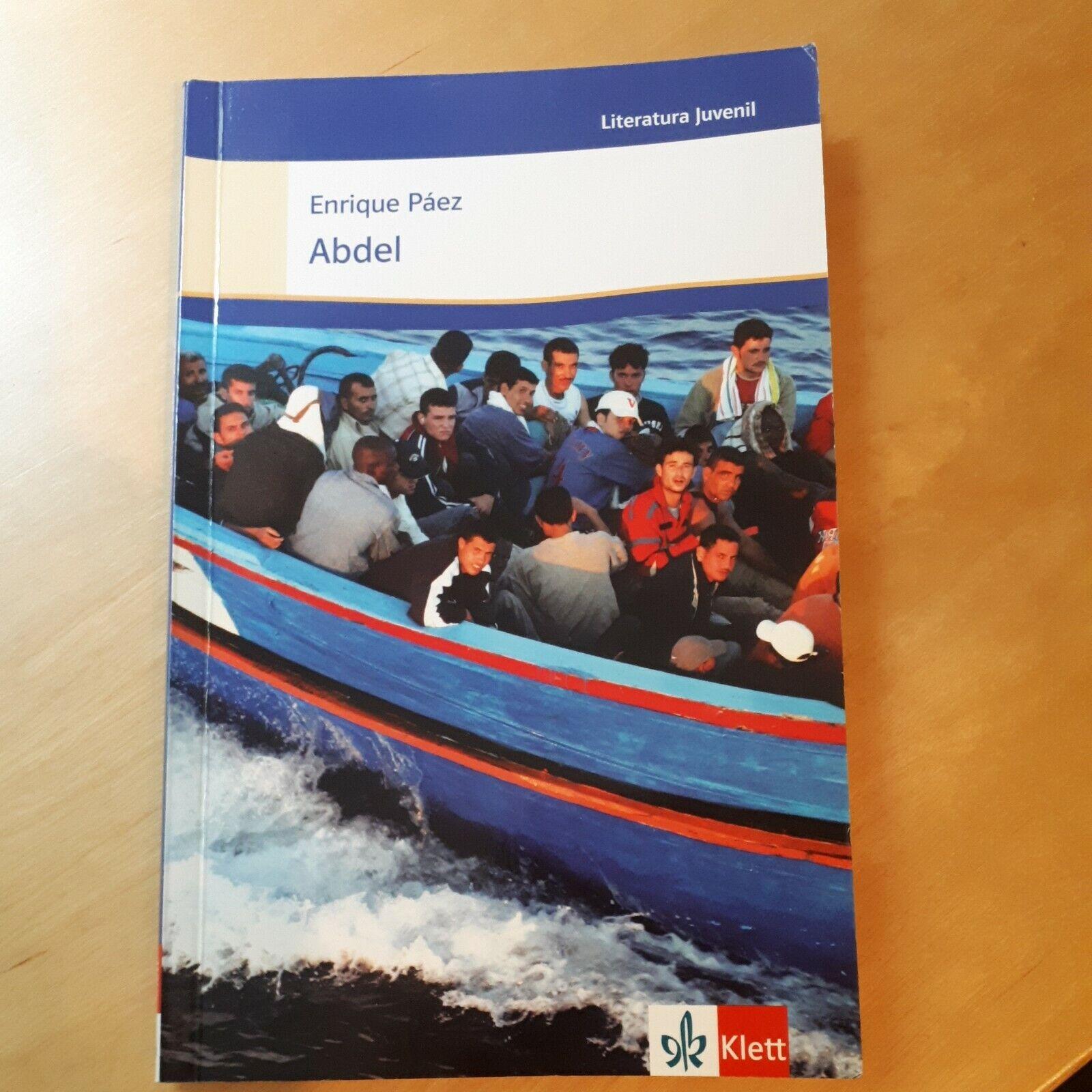 Abdel, Enrique Paez , Klett Verlag - Enrique Paez