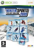 Winter Sports 2009 Xbox 360 It Import Rtl Games