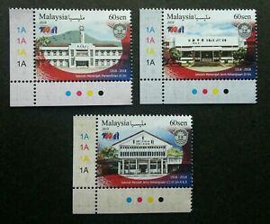 SJ-Malaysia-Jit-Sin-School-Centenary-Anniversary-2018-stamp-plate-MNH
