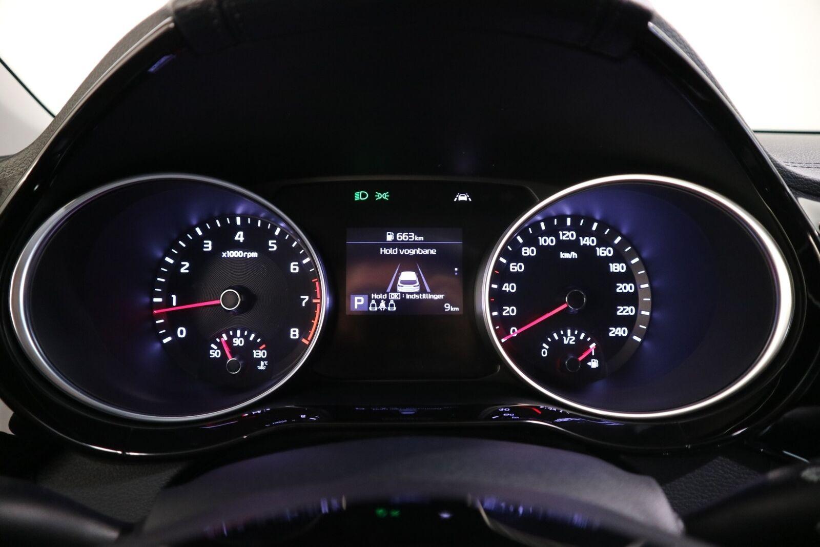 Kia Ceed 1,4 T-GDi Comfort DCT - billede 10