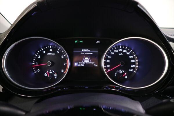 Kia Ceed 1,4 T-GDi Comfort DCT billede 10