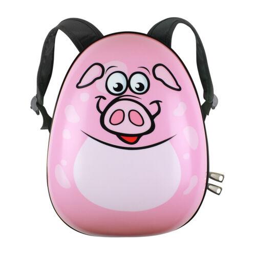 Enfants animal sac à dos coque rigide école sac de voyage épaule sac à dos bagage main