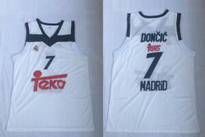 Image is loading Luka-Doncic-Real-Madrid-Basketball-Jersey-Dallas-Mavericks- e7ff826d5