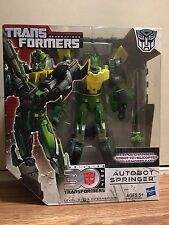 Transformers Generations 30th Anniversary Voyager Class Autobot Springer MIB NEW