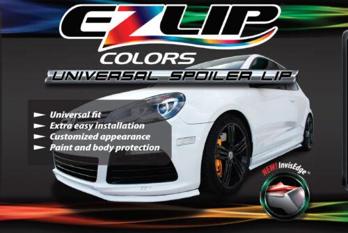 The Original EZ LIP COLORS BLUE UNIVERSAL BODY KIT AIR SPOILER EZLIP EASY