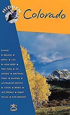 Hidden Colorado by Harris, Richard
